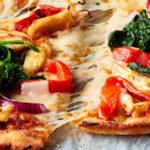 New York Pizza verkoopt pizza's met bodem van bloemkool