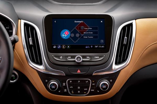 Dominos auto app