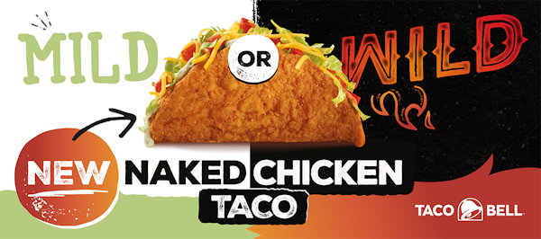 De Naked Chicken Taco