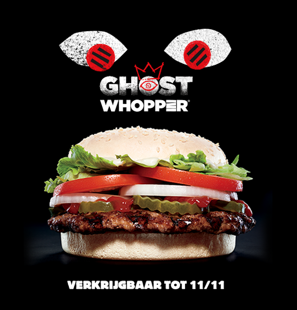 Ghost Whopper Halloween