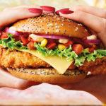Homestyle Crispy Chicken Mexican Salsa