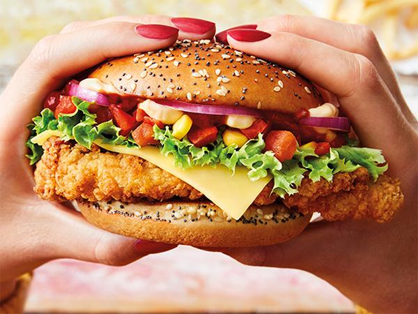 Homestyle Crispy Chicken Mexican Salsa bij McDonald's – Snacknieuws