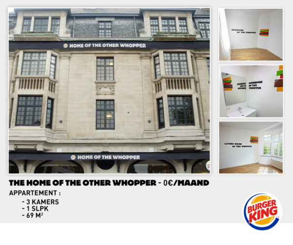 Appartement Other Whopper