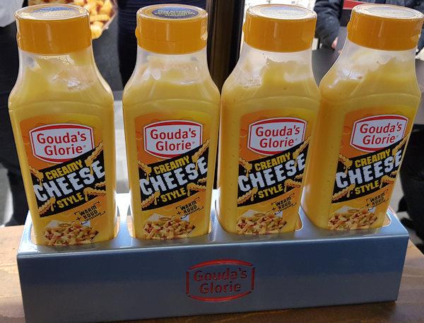 Gouda's Glorie Creamy Cheese Style
