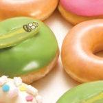 Rick and Morty als donuts verkrijgbaar bij Krispy Kreme
