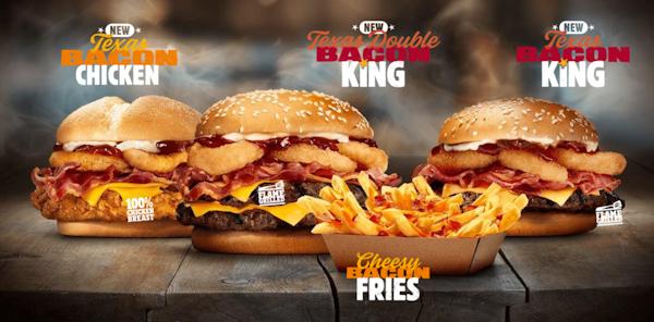 Texas Bacon King