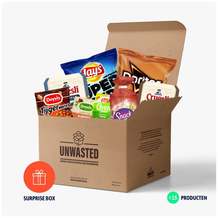Unwasted box