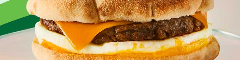 Starbucks Beyond Breakfast Sandwich
