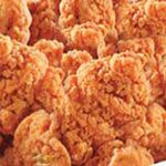 Amerikaanse KFC verkoopt Popcorn Nuggets in bak met 70 stuks