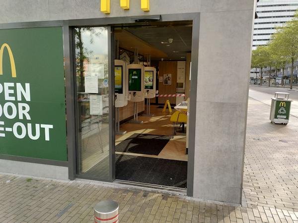 Afhalen McDonald's Apeldoorn