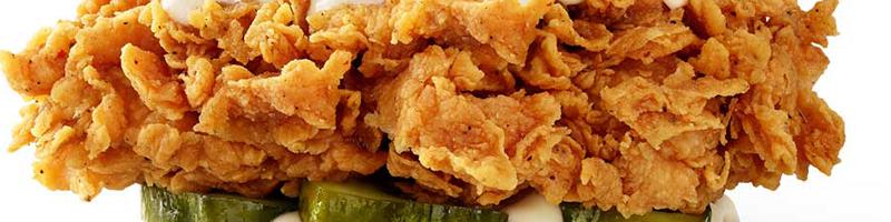 KFC Premium Chicken Sandwich