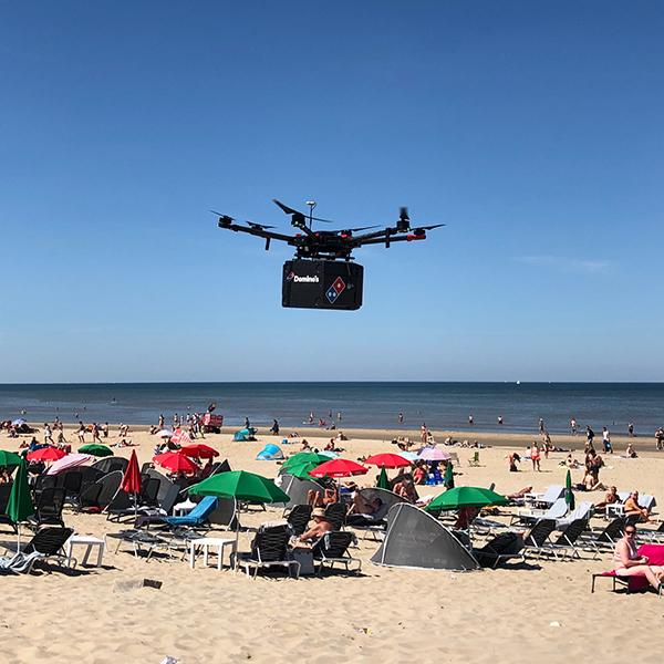 Drone Zandvoort