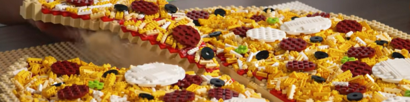 Lego Pizza feat