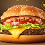 Burgers van over de hele wereld bij Japanse McDonald's