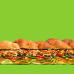 Gelimiteerd Subway broodje is 1,5 meter lang