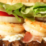 Japanse Burger King verkoopt Whopper met garnalen