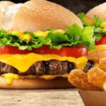 Burger King voor even de Cheddar King