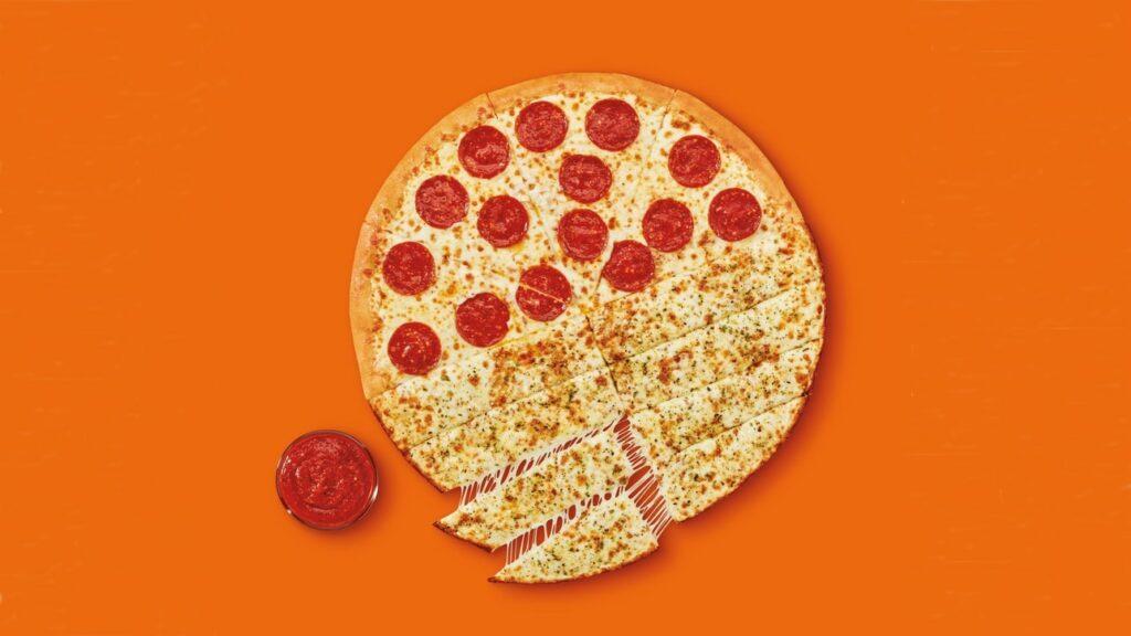 Little Caesars' Slice-N-Stix