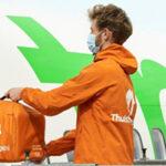"""Thuisbezorgd gaat """"in het vliegtuig"""" bezorgen"""