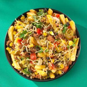 Fries a la Mexicana Classic