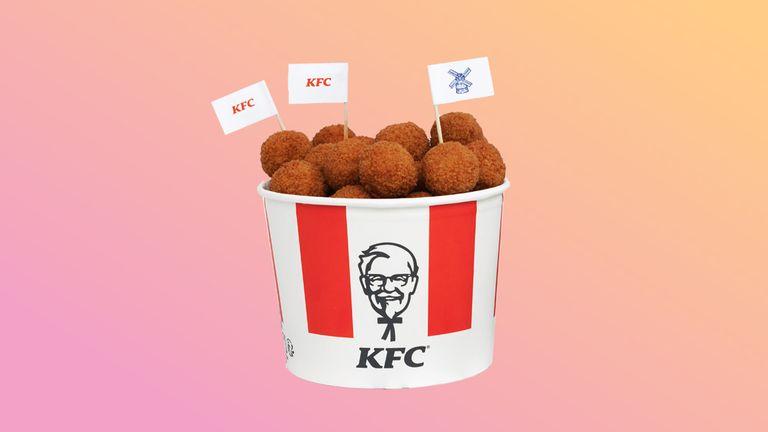 KFC Bitterballen