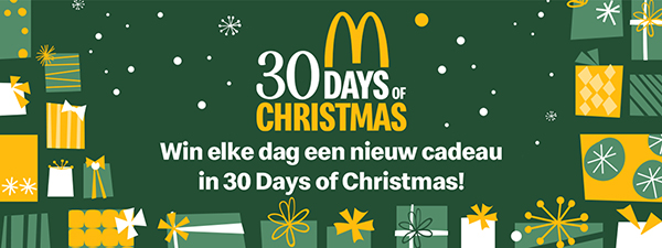 30 days of Christmas