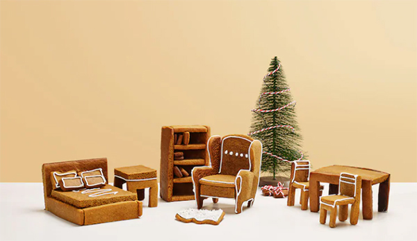 IKEA peperkoek meubels