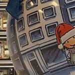Smullers Amsterdam-Zuid heeft voor even een kerstballenautomatiek