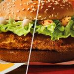 McChicken tijdelijk in Spicy variant beschikbaar bij McDonald's