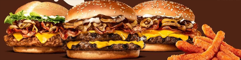 Burger King BBQ Lover 2021