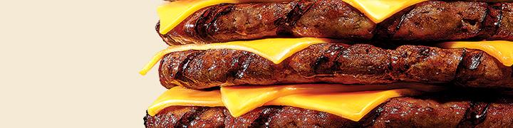 Burger King Stacker Whopper