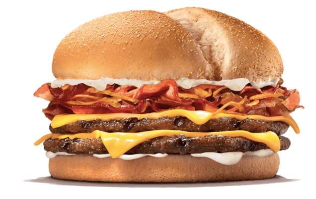Burger King De Truffel Bacon King