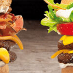 Burgers met truffelsaus bij Belgische Burger King