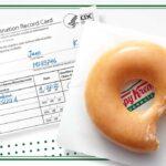 Krispy Kreme Vaccinatie actie