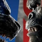 Godzilla en King Kong burger bij Carl's Jr.