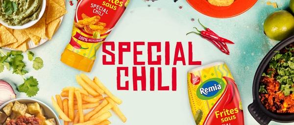 Remia Chili fritessaus