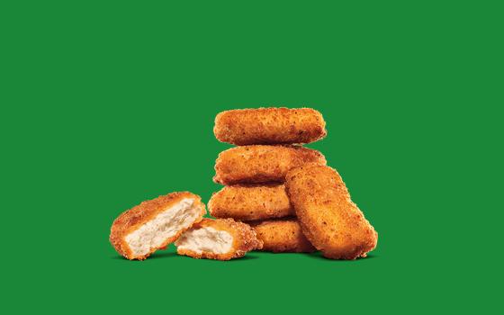 Burger King Plant Based Nuggets
