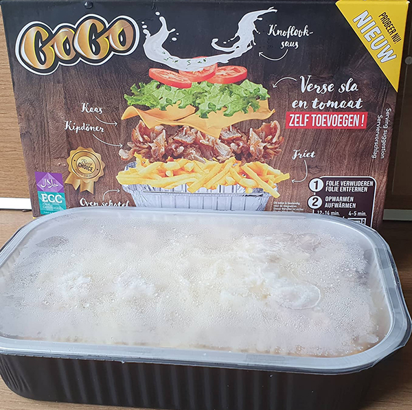 GoGo Kapsalon Verpakking