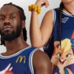 McDonald's en Looney Toons samen op kleding voor Space Jam vervolg