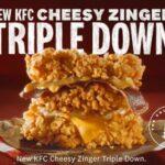 KFC Singapore Triple Down