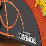Taco Bell promoot NBA Finals met pittige Doritos taco