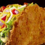 Taco Bell laat tacoschelp gemaakt van kip terugkeren