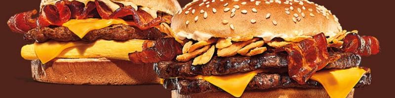 Burger King Garlic sandwich