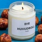 IKEA verkoopt kaars met geur van Zweedse balletjes