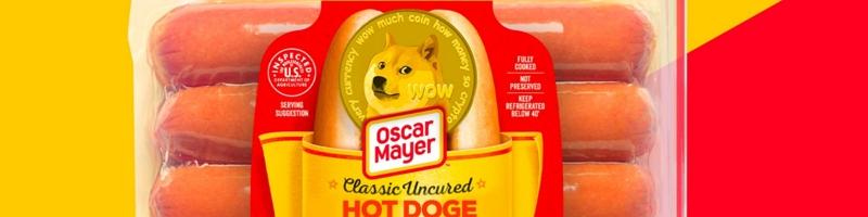 Oscar Mayer Hot doge