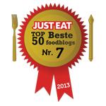7de Beste Foodblog
