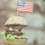 Amerikaanse hamburgers