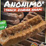 Snack zonder naam krijgt naam: Anonimo