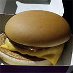 Man verandert naam naar Bacon Double Cheeseburger