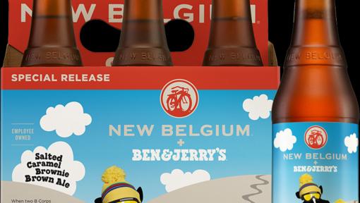 Ben & Jerry's bier